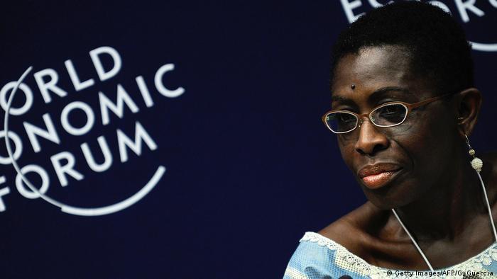 Südafrika IWF | Antoinette Sayeh