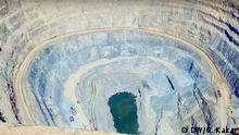 Pakistan Saindak Kupfer- und Goldmine
