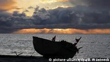 Deutschland | Sonnenuntergang an der Ostsee