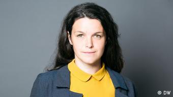 Linda Vierecke, periodista de DW.