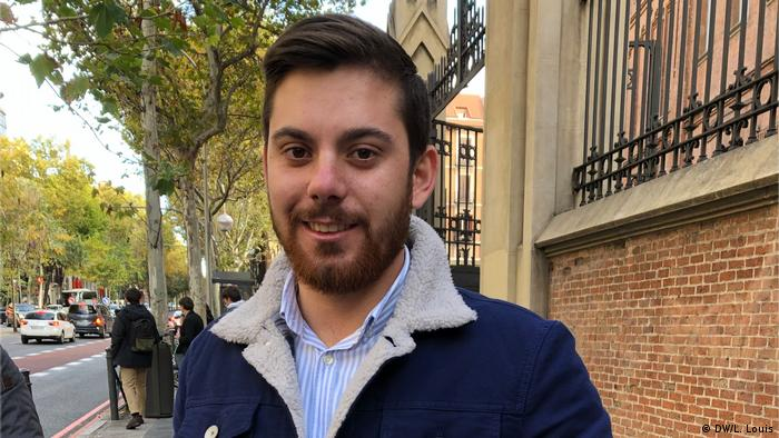 Luis Felipe Ulecia, founder of Vox's youth wing