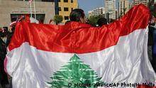 Libanon Proteste