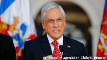 Chile Präsident Sebastian Pinera