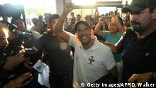 Bolivien Oppositionsführer Luis Fernando Camacho