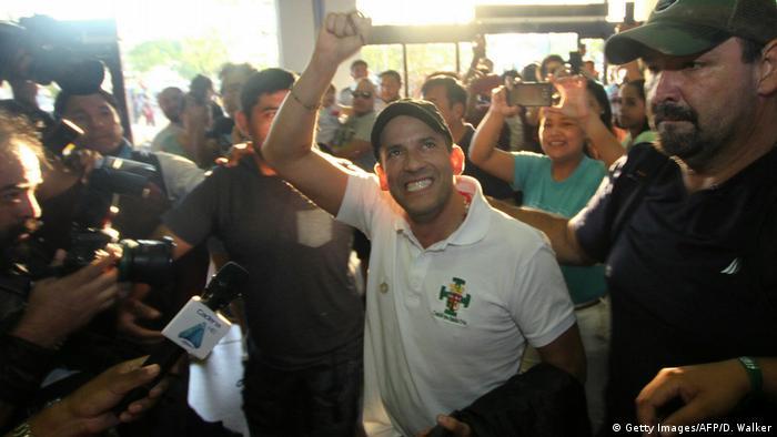 Luis Fernando Camacho.