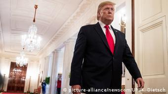 US-Präsident Donald Trump (picture-alliance/newscom/UPI/K. Dietsch)e