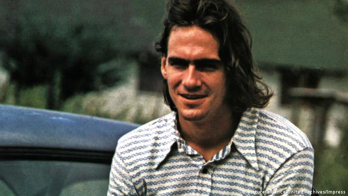 Film still 'Two-lane Blacktop James Taylor (picture-alliance/United Archives/Impress)