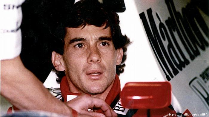 Ayrton Senna (picture-alliance/dpa/EPA)