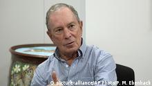 USA | New Yorker Ex-Bürgermeister Michael Bloomberg
