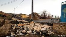 Iran Erdbeben im Nordwesten