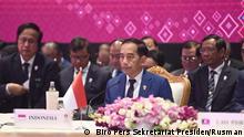 Thailand   ASEAN Plus Three Summit   APT   Indonesien