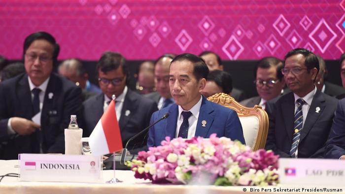 Thailand | ASEAN Plus Three Summit | APT | Indonesien