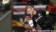 Fußball Europa League Sporting Braga vs. Besiktas Istanbul
