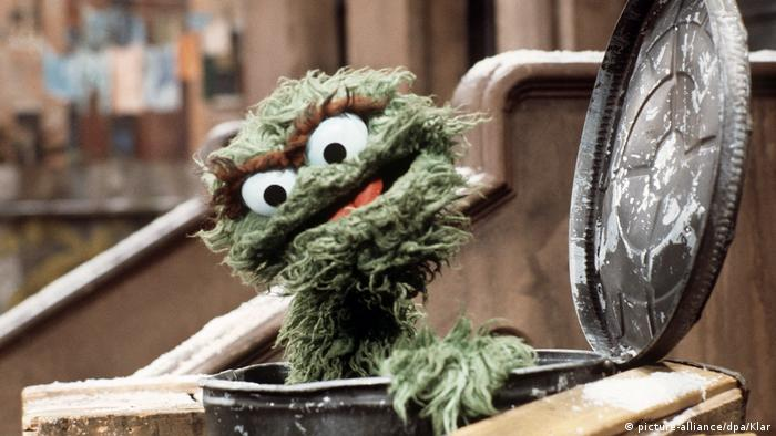 Oscar the Grouch (picture-alliance/dpa/Klar)