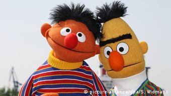 Sesamstraße - Ernie und Bert in Hamburg