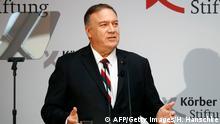 Deutschland | US-Außenminister Mike Pompeo