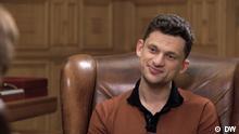 Ukraine Kiew DW Interview mit Dmytro Dubilet