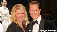 Michael Schumacher mit seiner Frau Corinna