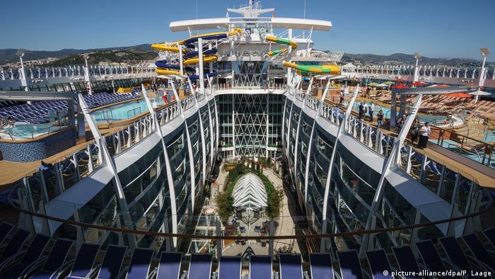 Cruise ship Symphony of the Seas