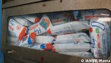 Indien Hapur Papiertücher
