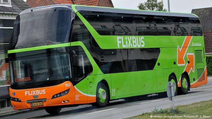 Flixbus Verkehrsunternehmen
