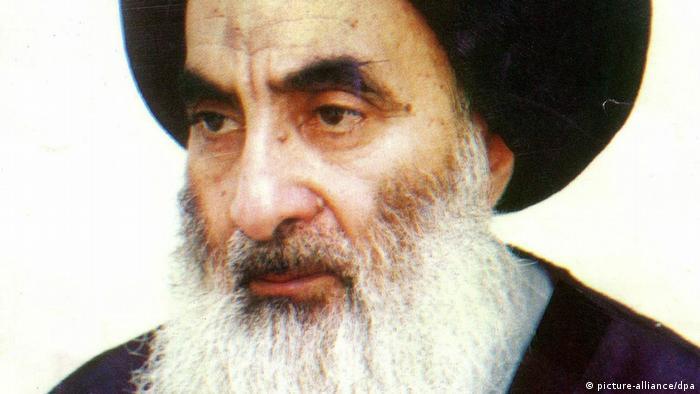 Großajatollah Ali al-Sistani