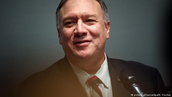 Deutschlandbesuch von US-Außenminister Pompeo (picture-alliance/dpa/G. Fischer)