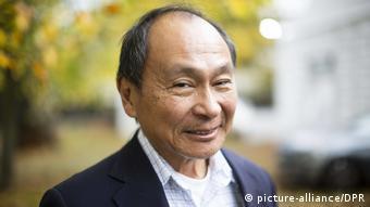 O cientista político americano Francis Fukuyama