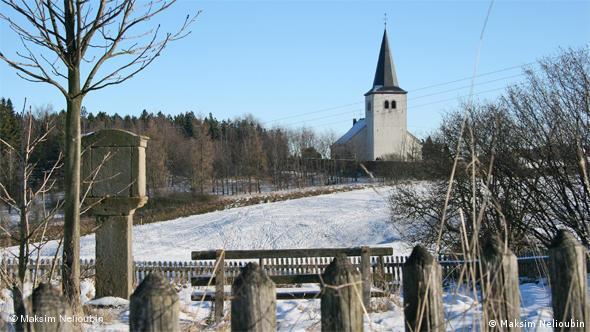 Первое упоминание о церкви на этом месте датировано 1187 годом. Около 1500 года была перестроена в романском стиле