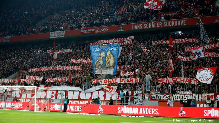 Fußball Bundesliga TSG 1899 Hoffenheim - 1. FC Köln