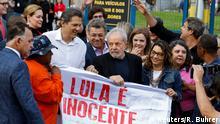 Haftentlassung für Lula Da Silva