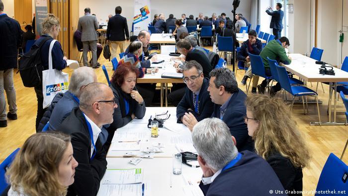Neunte Jahreskonferenz der Deutsch-Griechischen Versammlung