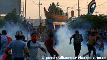 Irak Protest in Basra