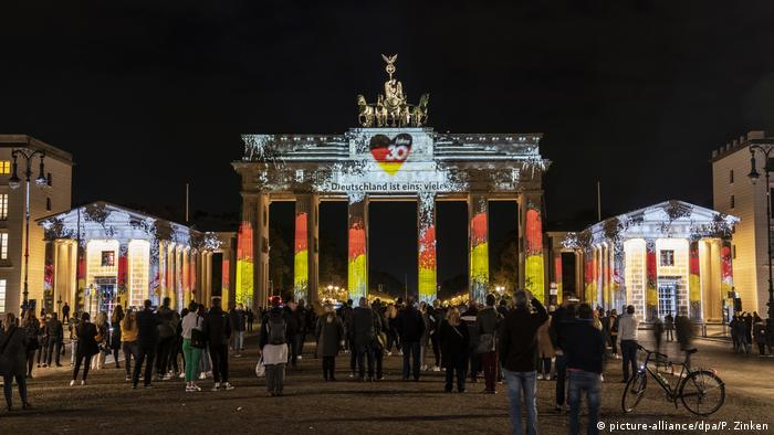 Brandenburger Tor Berlin (picture-alliance/dpa/P. Zinken)