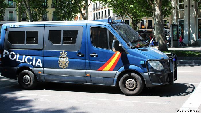В Барселоне задержан подозреваемый в подготовке теракта