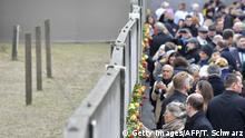 Deutschland Berlin Gedenkfeier 30 Jahre Mauerfall