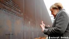 Deutschland Berlin Gedenkfeier 30 Jahre Mauerfall Merkel