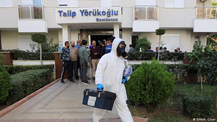 Türkei vermutlicher Selbstmord einer Familie in Antalya