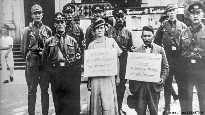 Deutschland Novemberpogrome 1938