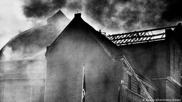 Deutschland Novemberpogrome 1938 | Prinzregentenstraße