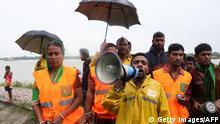 Bangladesch Vorbereitungen Zyklon Bulbul