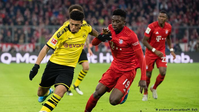 Borussia Dortmund Vs Bayern Munich What The Bundesliga Powerhouses Can Learn From Each Other Sports German Football And Major International Sports News DW