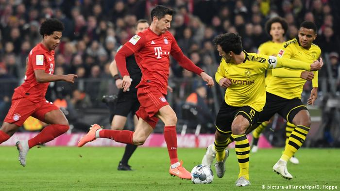 Bayern S Humiliation Of Dortmund Shows The Value Of Change