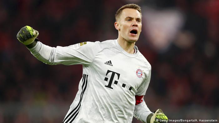 Manuel Neuer (Getty Images/Bongarts/A. Hassenstein)