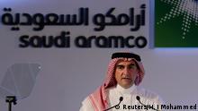 Saudi-Arabien Yasser al-Rumayyan in Dhahran