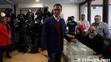 Spanien Parlamentsneuwahl