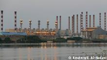 Iran Abadan Ölraffinerie