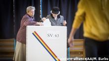 Rumänien Präsidentschaftswahl