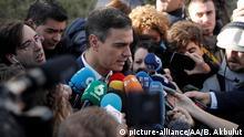 Spanien Parlamentswahlen Pedro Sanchez