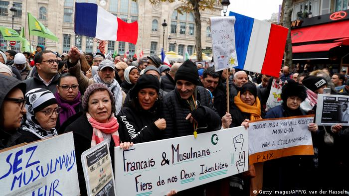 التطرف الإسلامي يرفع صوت اليمين المتطرف ضد المسلمين في أوروباا دون تمييز بينهم